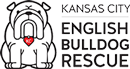Kansas City English Bulldog Rescue Logo